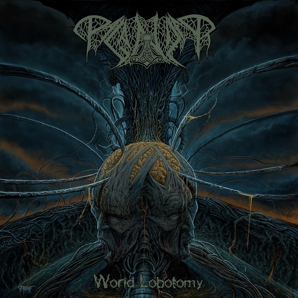 Paganizer - World Lobotomy (2013) Cover
