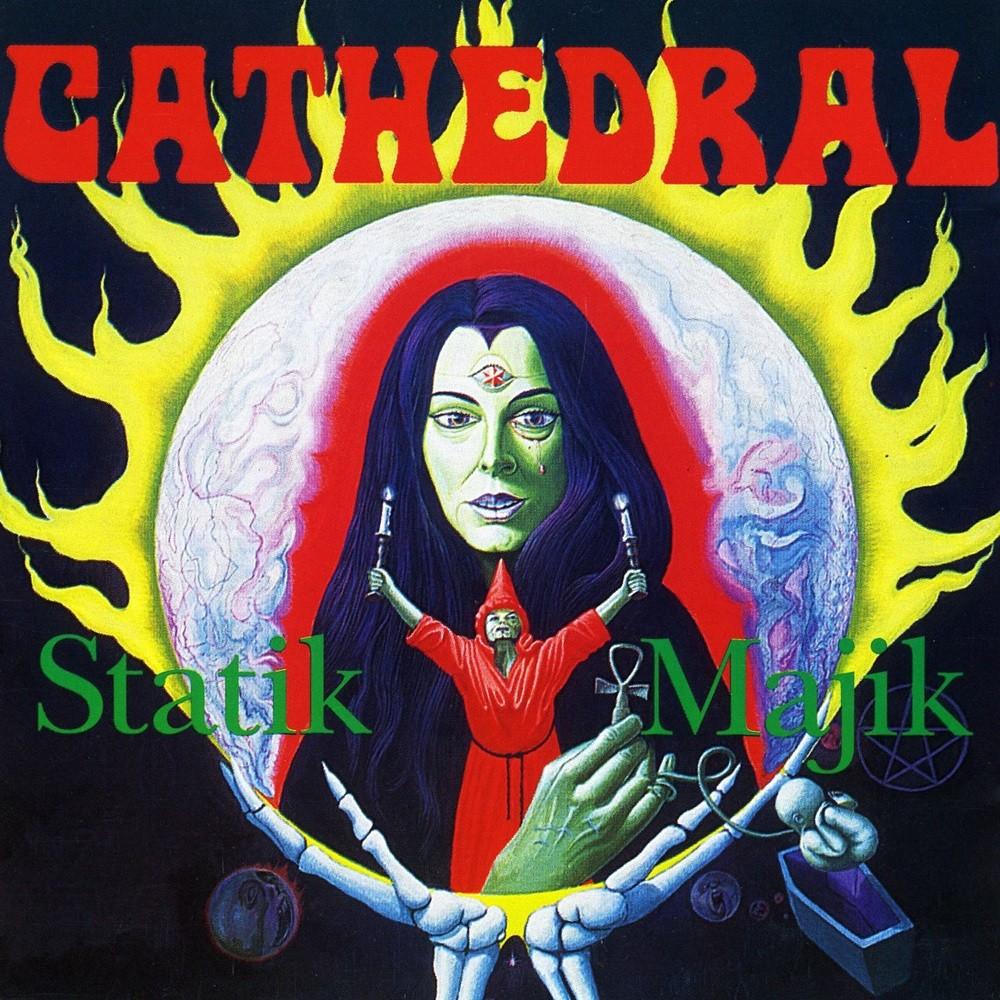 Cathedral - Statik Majik (1994) Cover