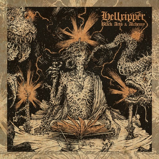 Hellripper - Black Arts & Alchemy 2019