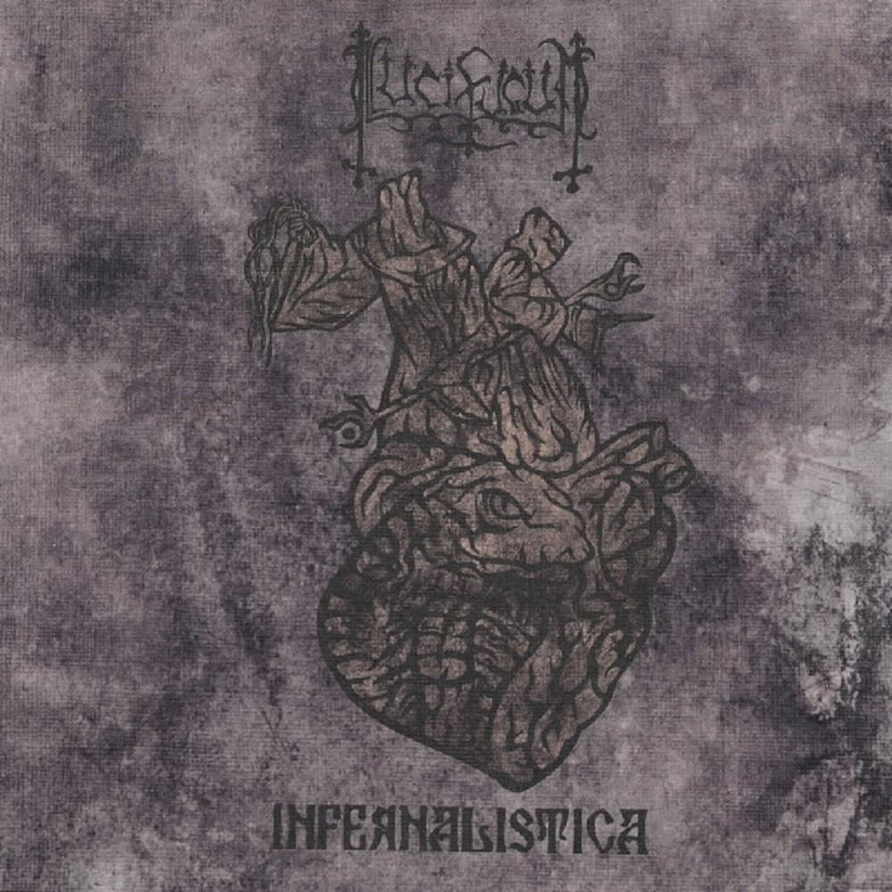 Lucifugum - Infernalistica (2018) Cover