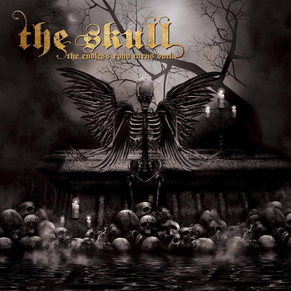 Skull, The - The Endless Road Turns Dark
