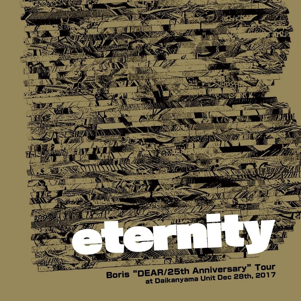 Boris - eternity (2018) Cover
