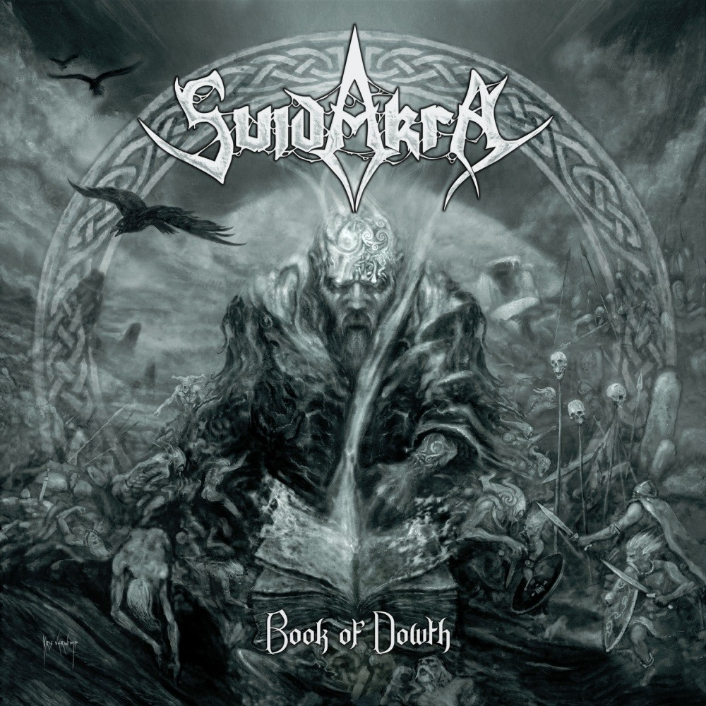 Suidakra - Book of Dowth (2011) Cover