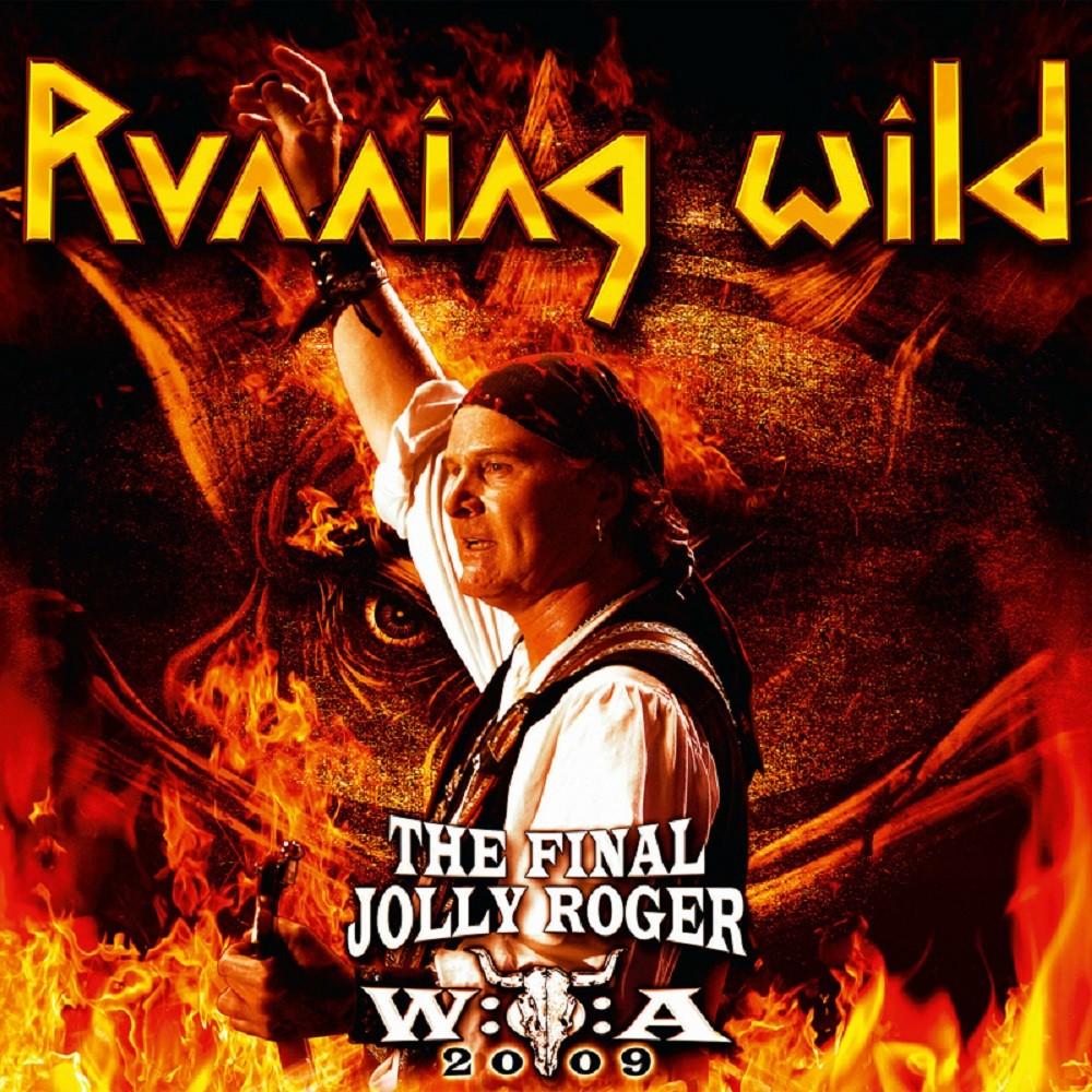 Running Wild - The Final Jolly Roger · Wacken 2009 (2011) Cover