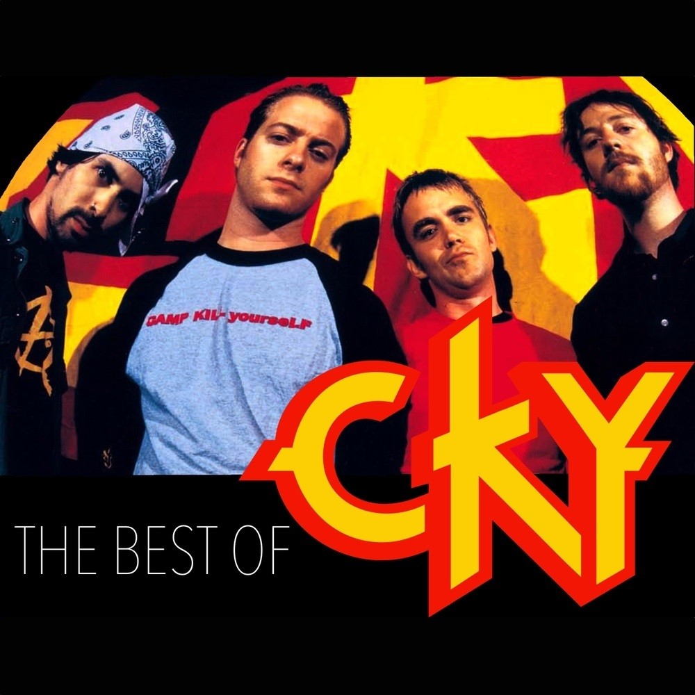 CKY - The Best Of CKY (2015) Cover