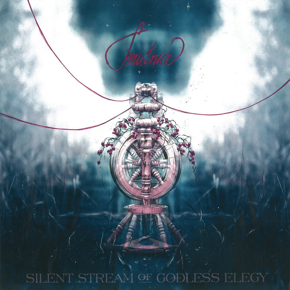 Silent Stream of Godless Elegy - Smutnice (2018) Cover