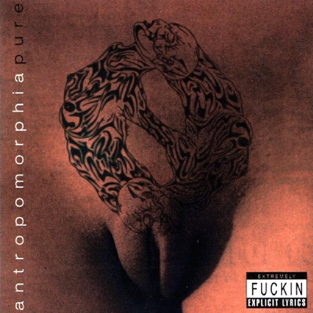 Antropomorphia - Pure (1998) Cover