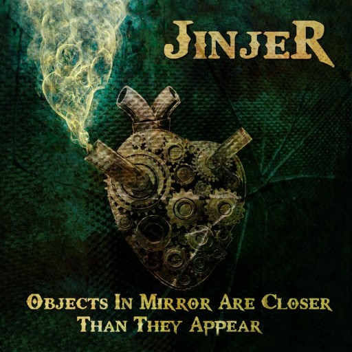 Jinjer - Objects In Mirror Are Closer Then They Appear 2009