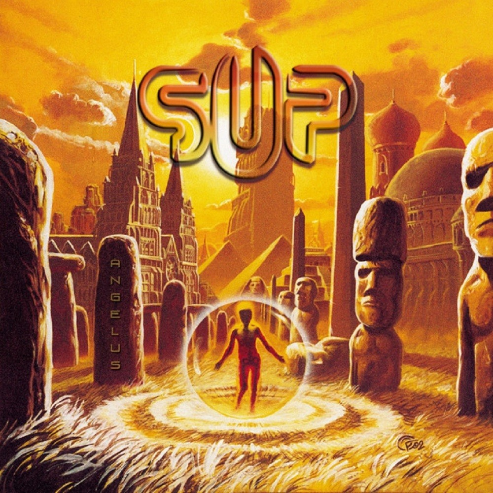SUP - Angelus (2002) Cover