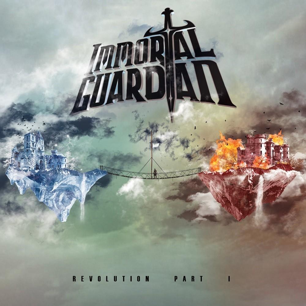 Immortal Guardian - Revolution Part I (2014) Cover