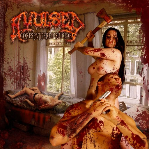 Avulsed - Gorespattered Suicide 2005