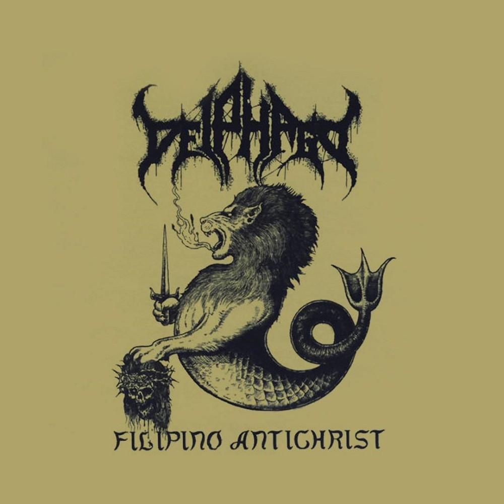 Deiphago - Filipino Antichrist (2009) Cover
