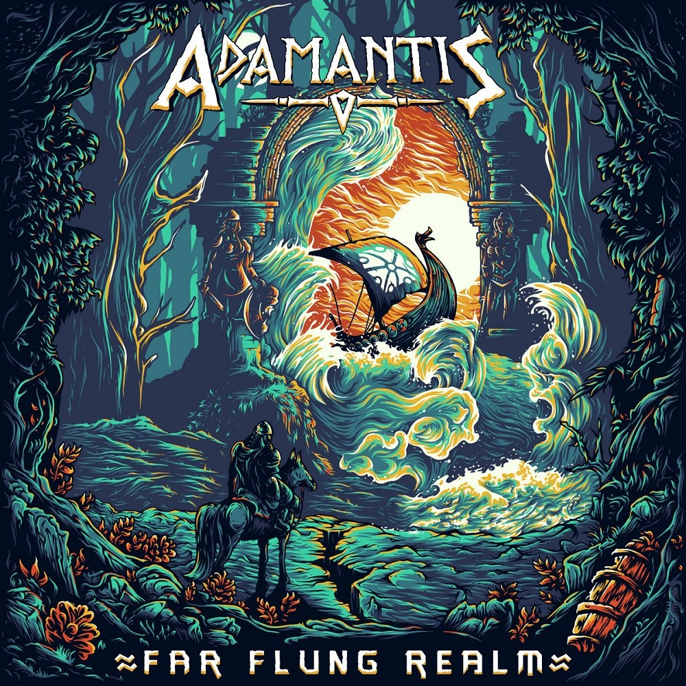 Adamantis - Far Flung Realm (2020) Cover