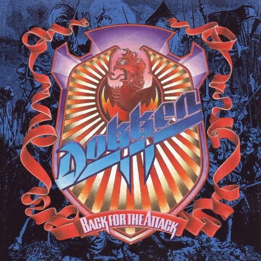Dokken - Back for the Attack 1987