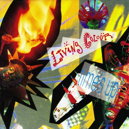 Living Colour - Time's Up 1990