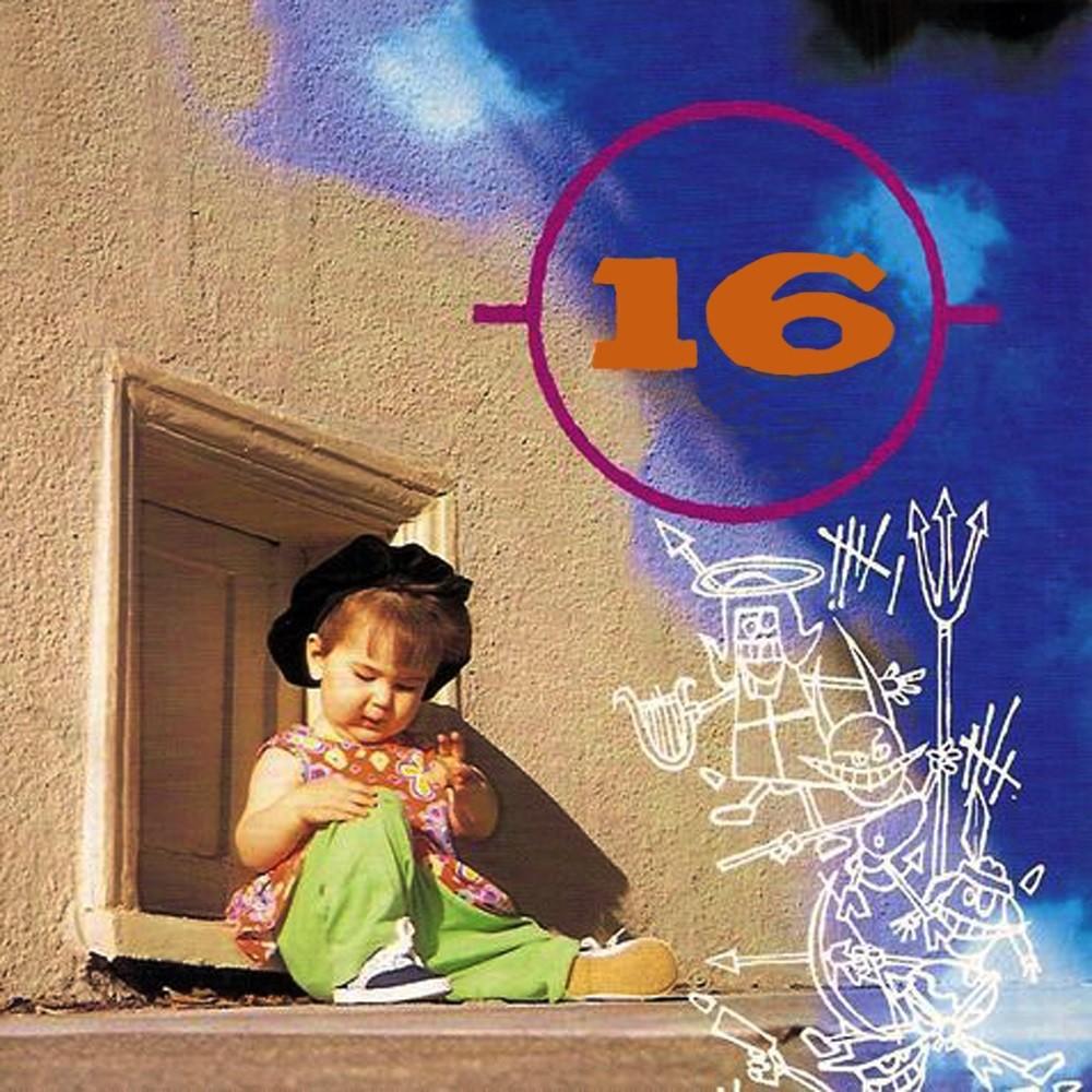 16 - Preoccupied (1994) Cover