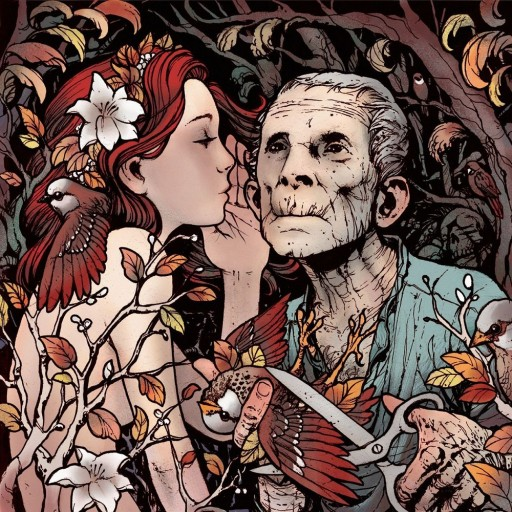 Amoral - Fallen Leaves & Dead Sparrows 2014