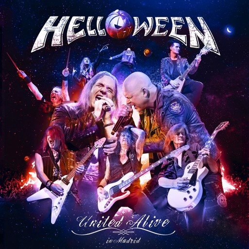 Helloween - United Alive: In Madrid 2019