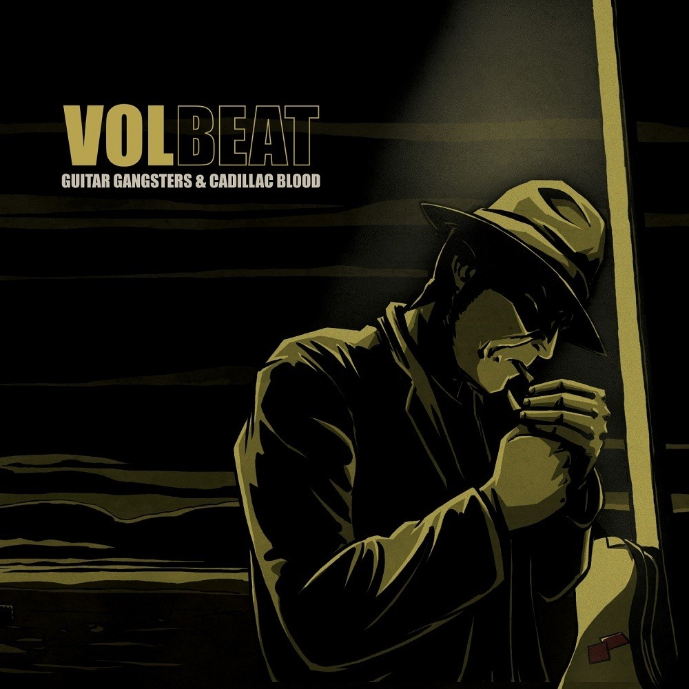 Volbeat - Guitar Gangsters & Cadillac Blood (2008) Cover