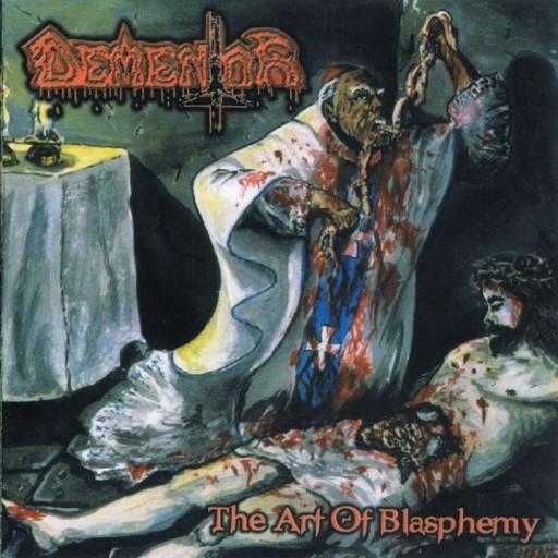 Dementor - The Art of Blasphemy 1999