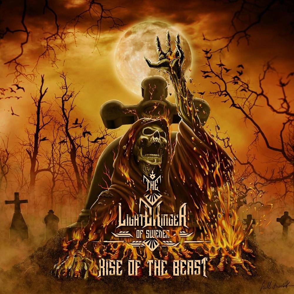 Lightbringer of Sweden, The - Rise of the Beast (2020) Cover