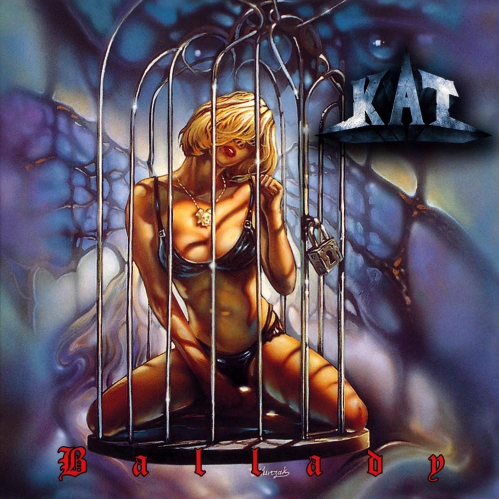 KAT - Ballady (1993) Cover