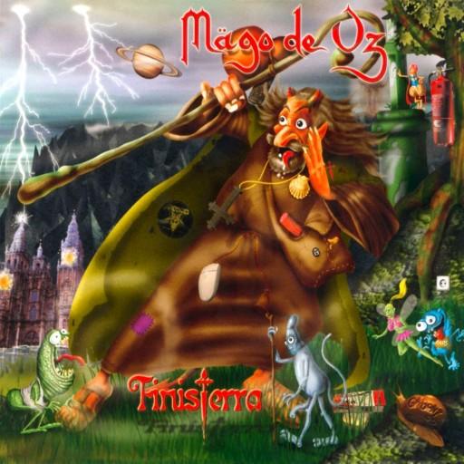 Mägo de Oz - Finisterra 2000