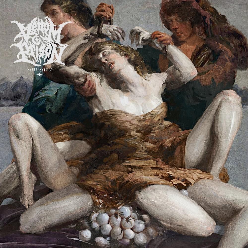 Venom Prison - Samsara (2019) Cover