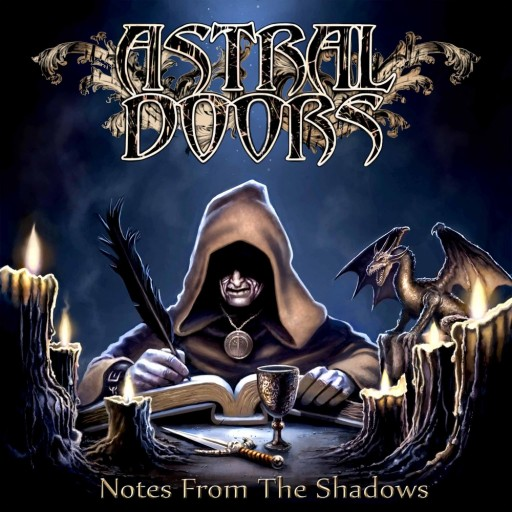 Astral Doors - Notes From the Shadows 2014
