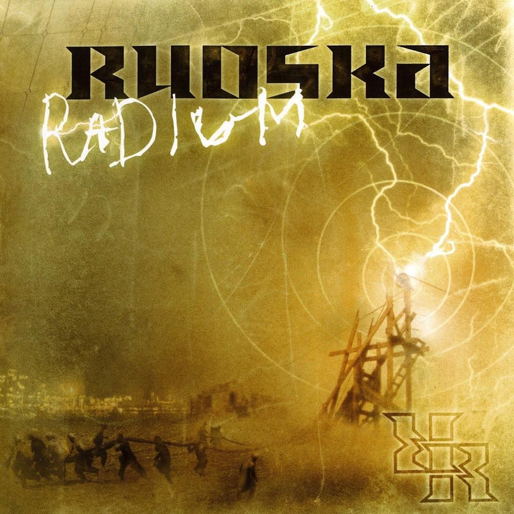 Ruoska - Radium (2005) Cover