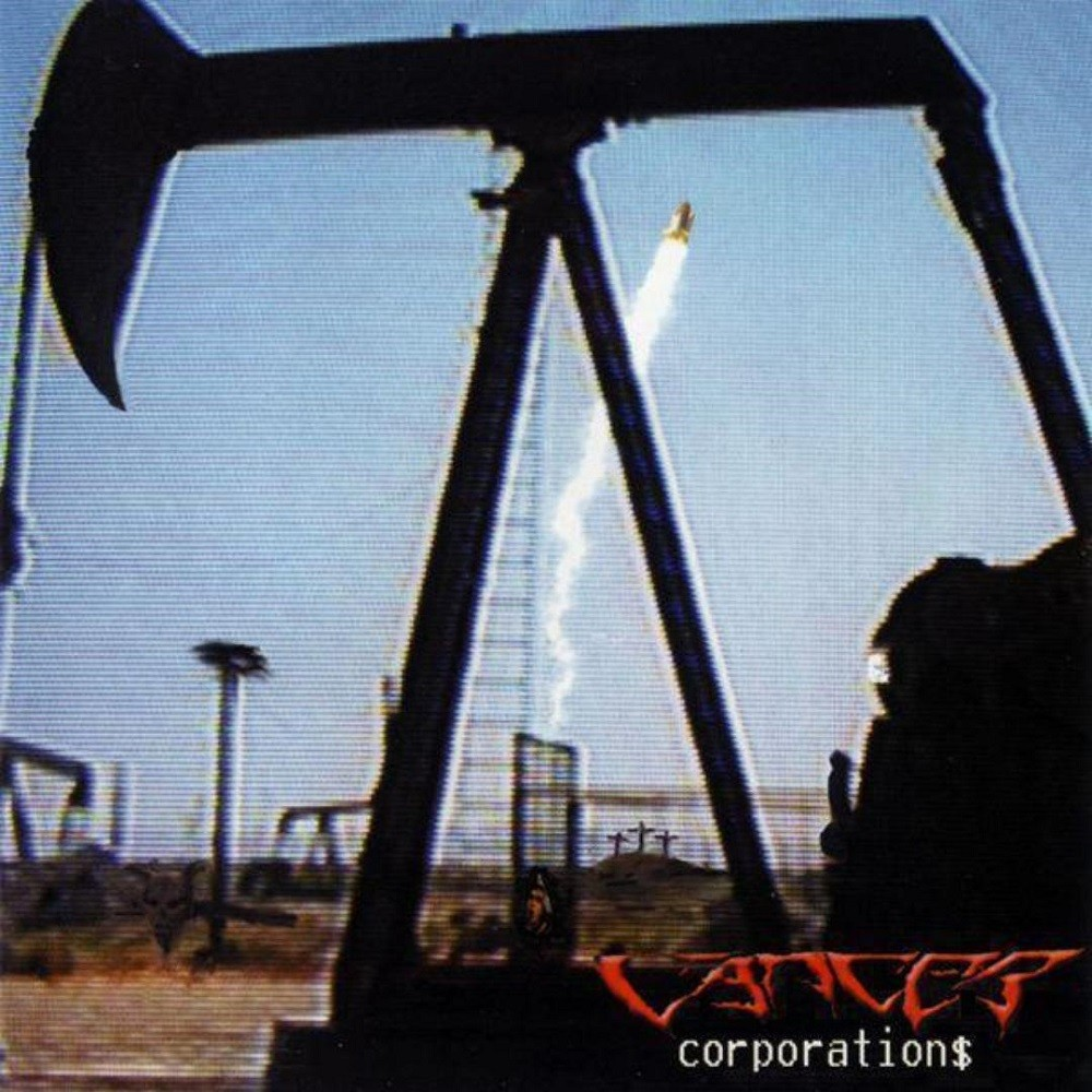 Cancer - Corporation$ (2004) Cover