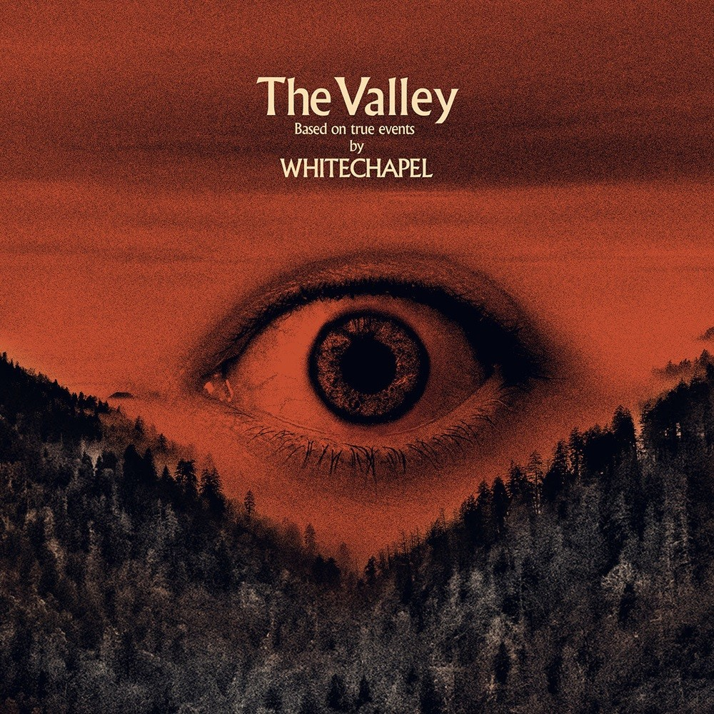 Whitechapel - The Valley (2019) Cover