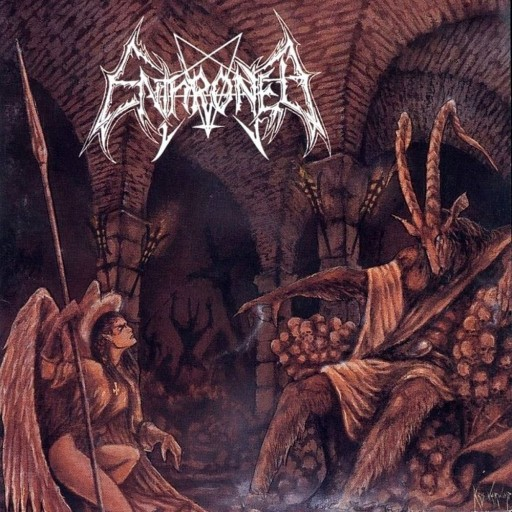 Enthroned - Towards the Skullthrone of Satan 1997