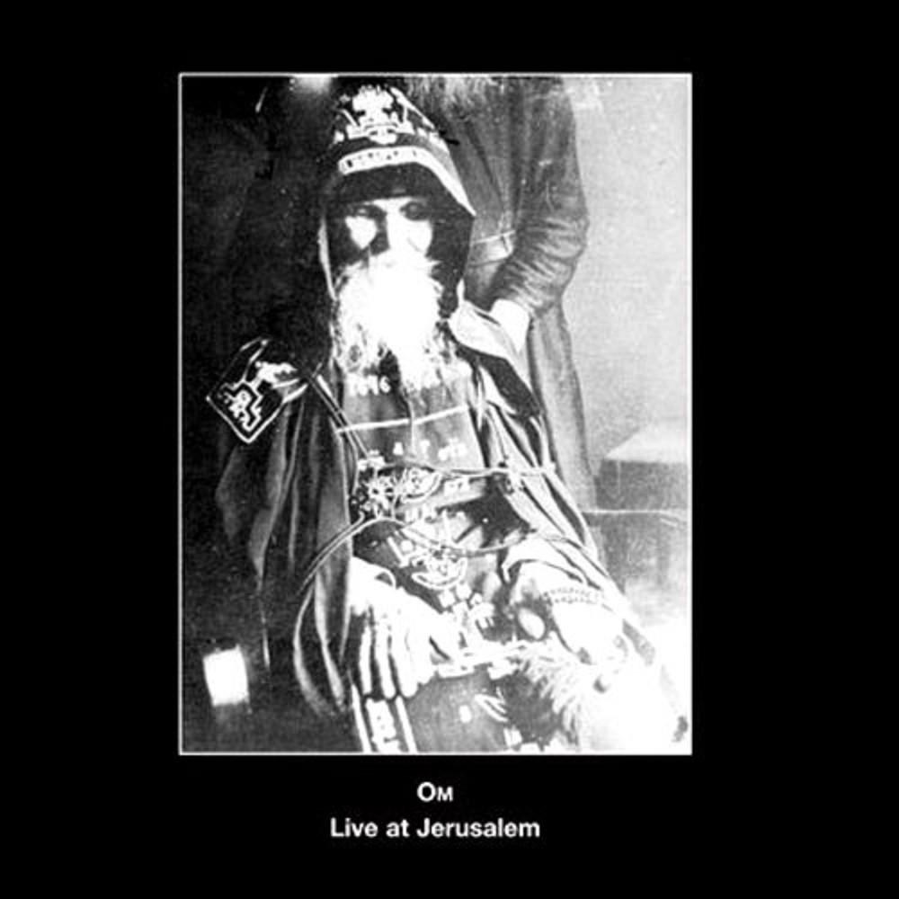 OM - Live at Jerusalem (2008) Cover