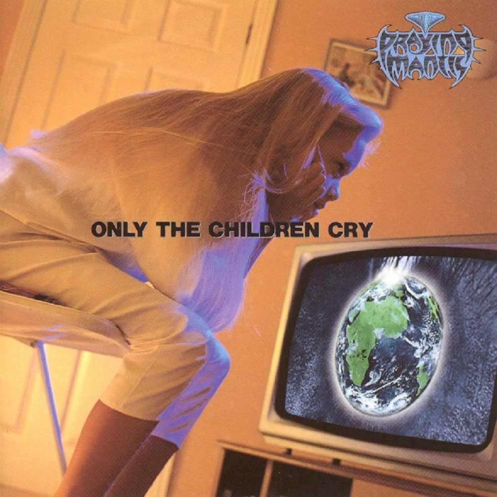 Praying Mantis - Only the Children Cry (1993) Cover