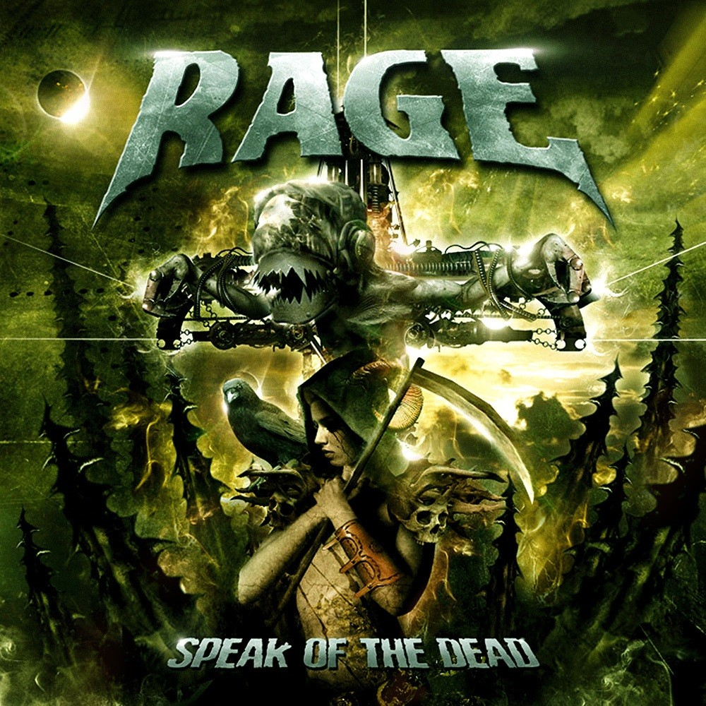 Rage - Speak of the Dead (2006) Cover