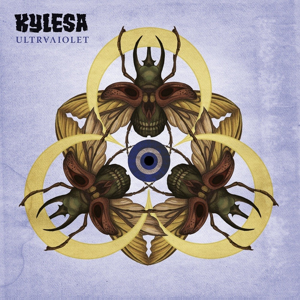 The Hall of Judgement: Kylesa - Ultraviolet Cover