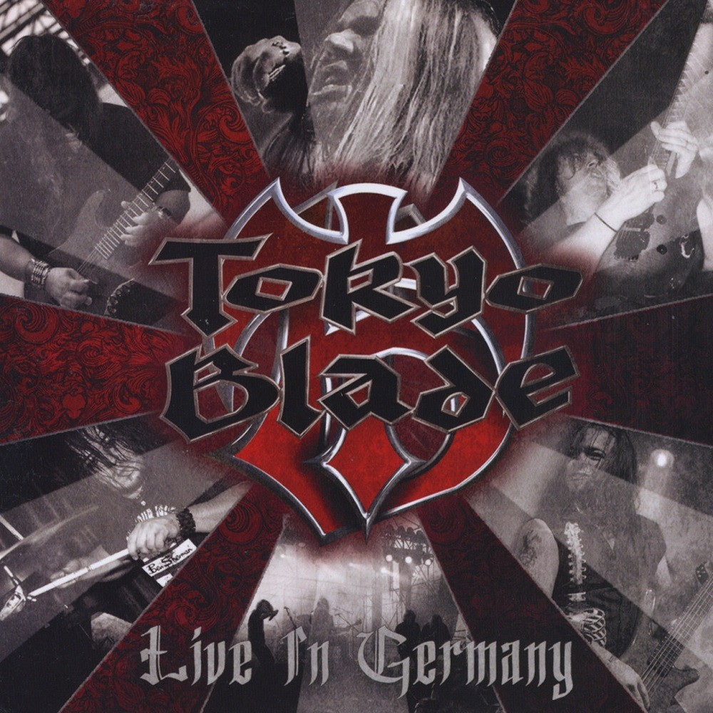 Tokyo Blade - Live in Germany (2009) Cover