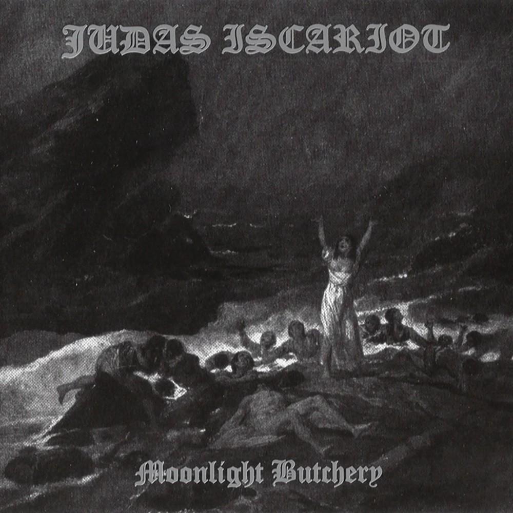 Judas Iscariot - Moonlight Butchery (2002) Cover