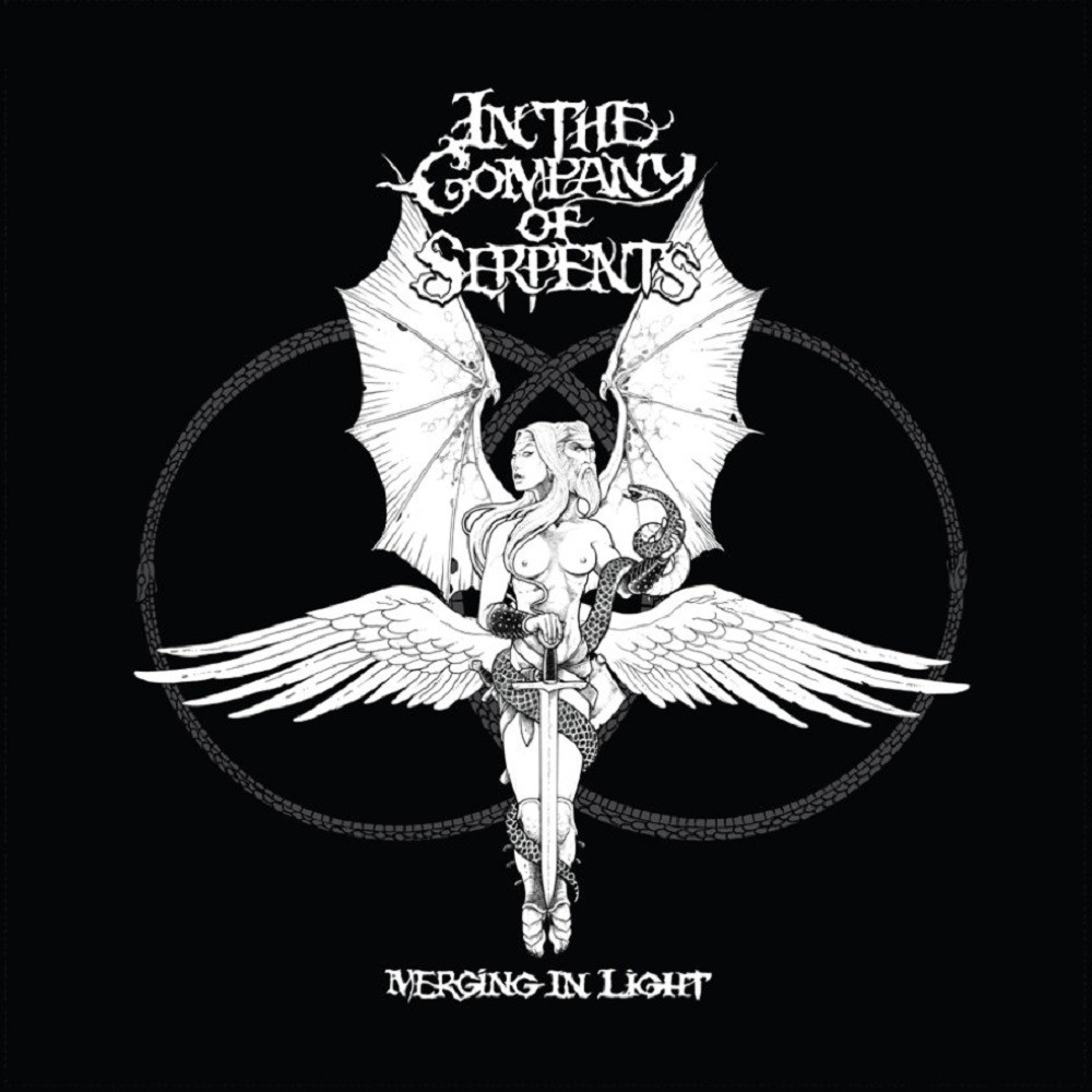 In the Company of Serpents - Merging in Light (2014) Cover