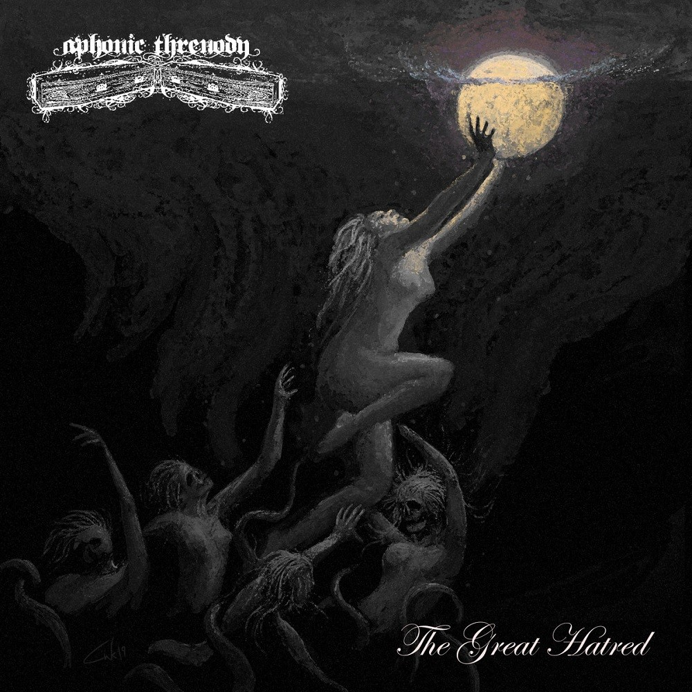 Aphonic Threnody - The Great Hatred (2020) Cover