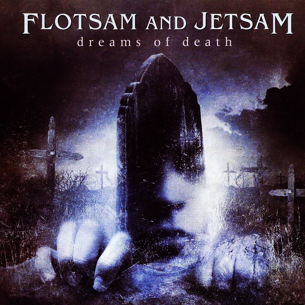 Flotsam and Jetsam - Dreams of Death (2005) Cover