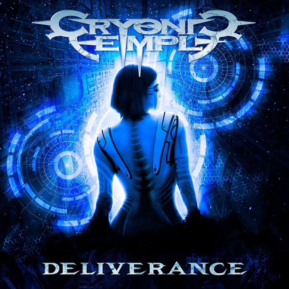 Cryonic Temple - Deliverance (2018) Cover