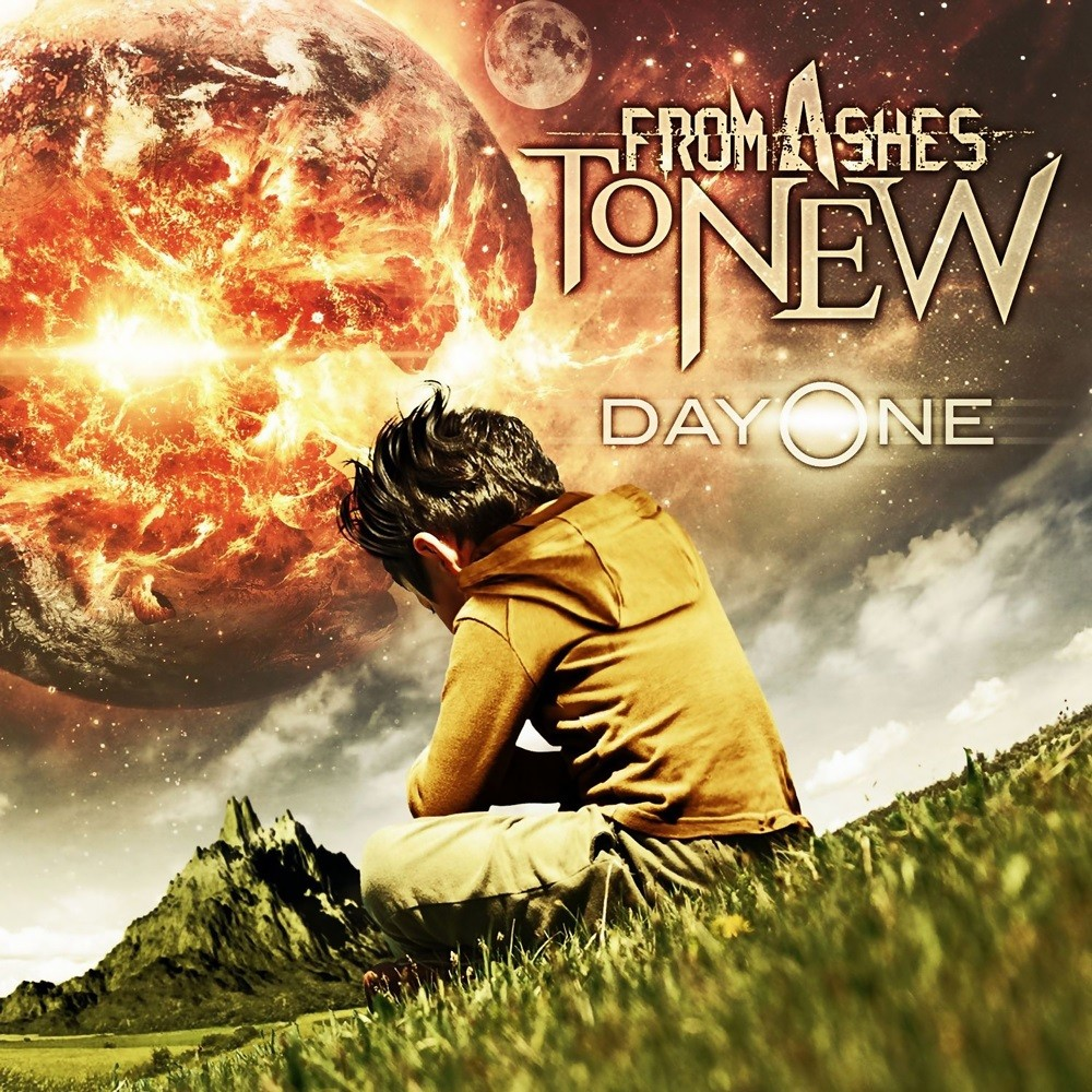 From Ashes to New - Day One (2016) Cover