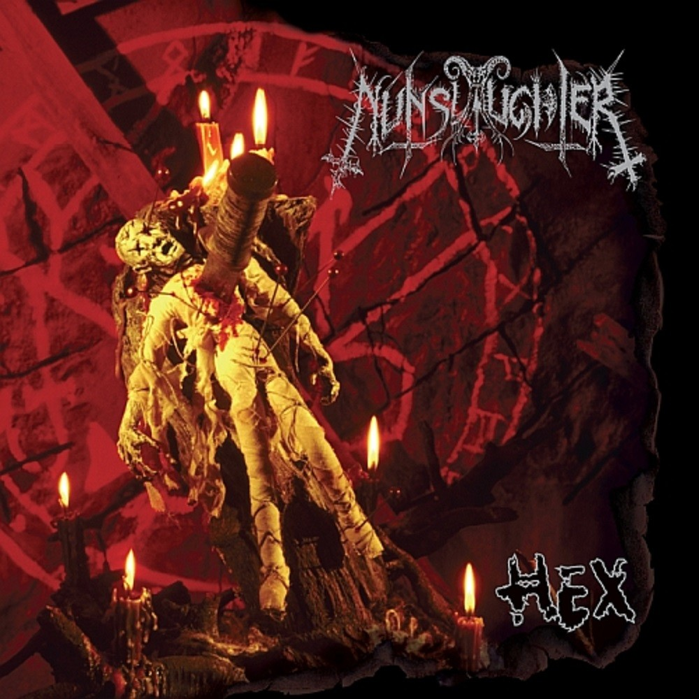 Nunslaughter - Hex (2007) Cover