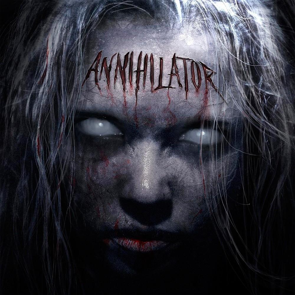 Annihilator - Annihilator (2010) Cover