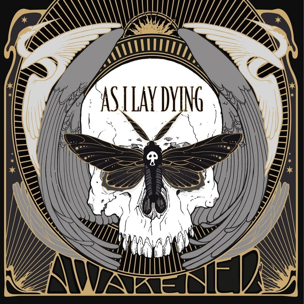 As I Lay Dying - Awakened (2012) Cover