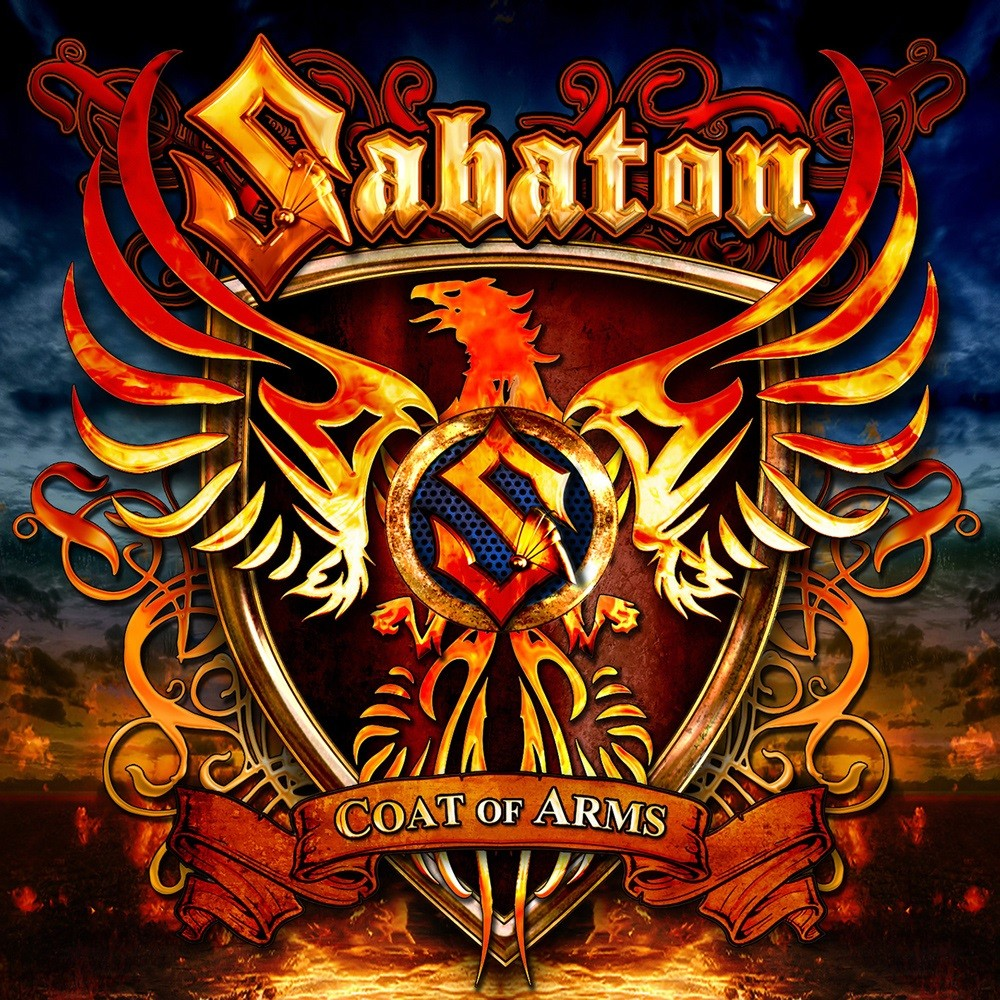 Sabaton - Coat of Arms (2010) Cover