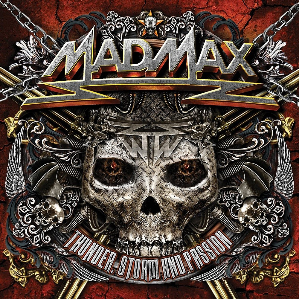 Mad Max - Thunder, Storm and Passion (2015) Cover