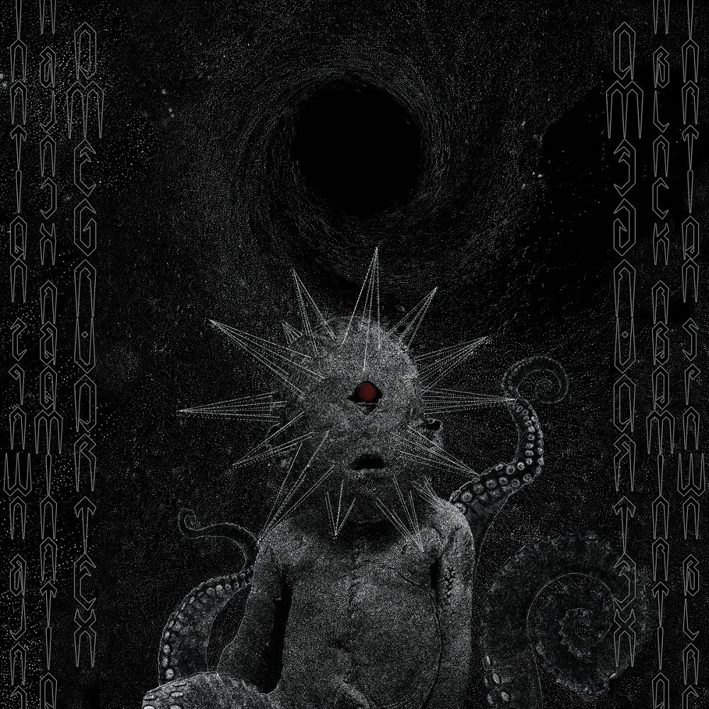 Omegavortex - Black Abomination Spawn (2020) Cover